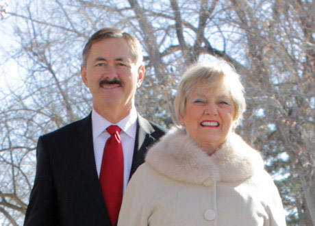 Dennis and Ann, Wichita, Kan., featured here, were the first contributors to the TEC21 Endowment Fund.