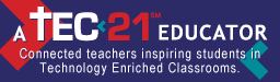 TEC21 Teacher Badge Small