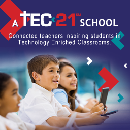 TEC21 School Badge Large