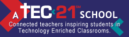 TEC21 School Badge Small