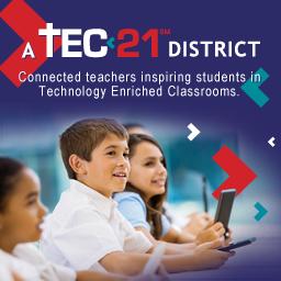 TEC21 District Badge Large