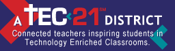 TEC21 District Badge Small