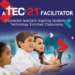 TEC21 Facilitator Badge Large