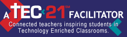 TEC21 Facilitator Badge Small