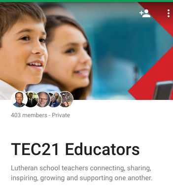 TEC21 Educators Community