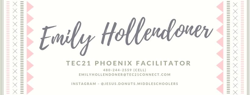 Emily Hollendoner